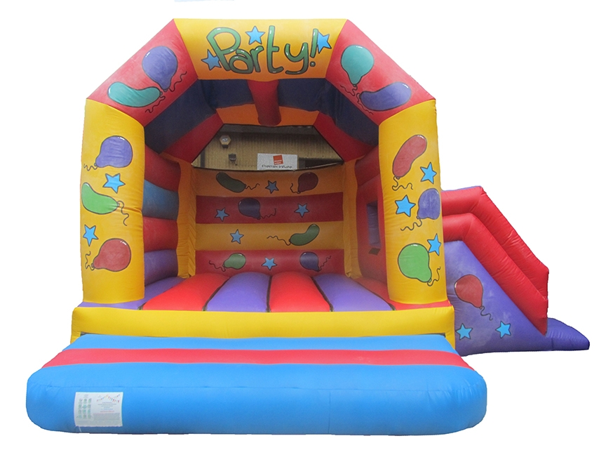 Adults Bouncy Castle Combo Slide for Sale UK