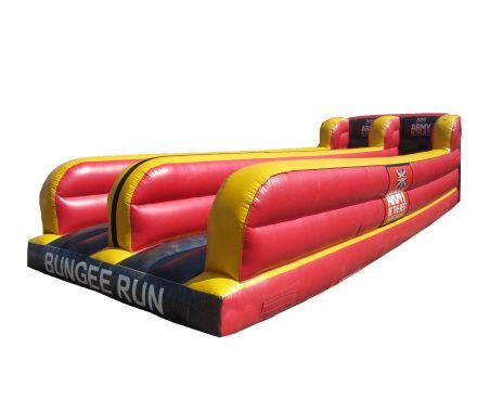 Inflatable Bungee Run for Sale, Inflatable Manufacturers UK