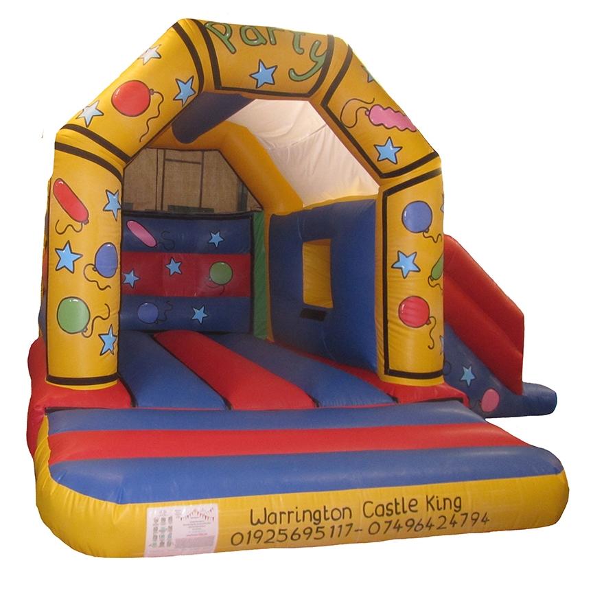 Commercial Velcro Party Bouncy Castle for Sale