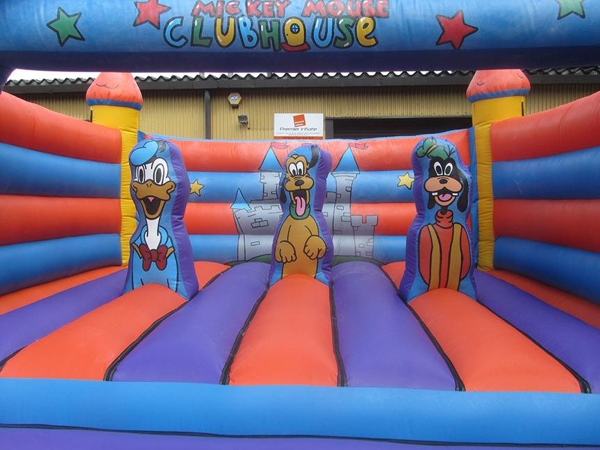 Bouncy Castle Manufacturers UK