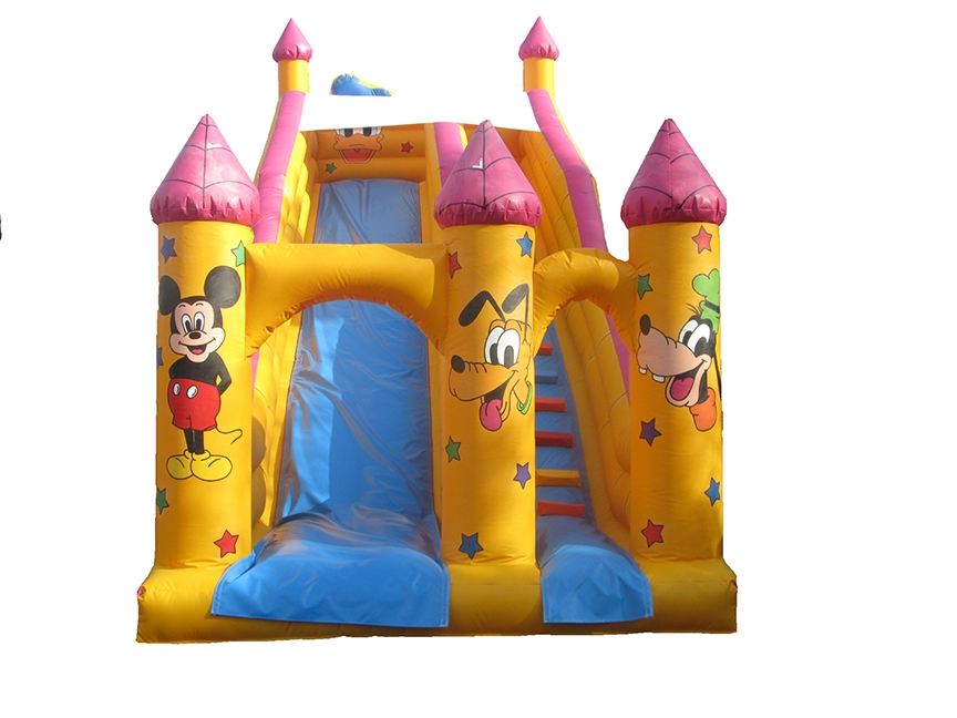 Inflatable Bouncy Slide Manufacturers UK