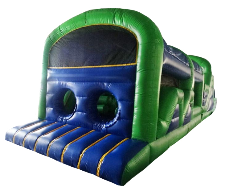 Bouncy Castle Obstacle Course Party Manufacturers