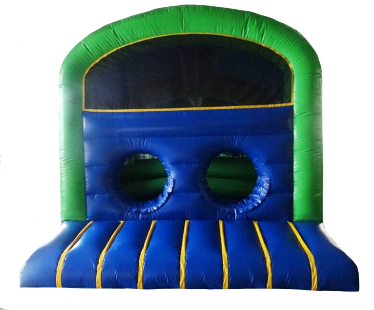 Bouncy Obstacle Course Adults Bounc Castle for sale