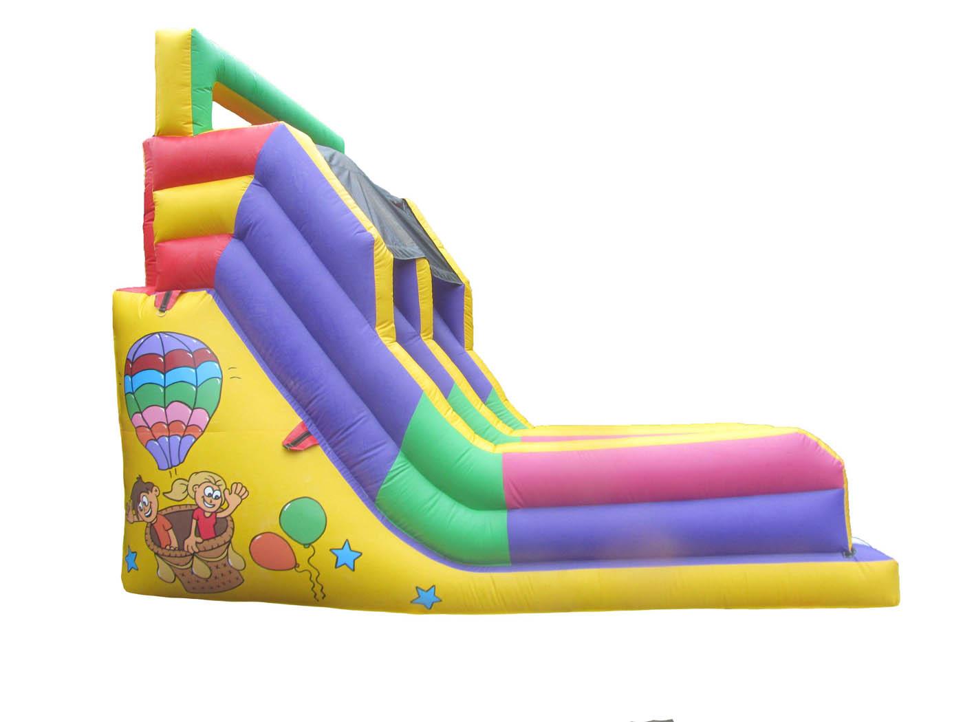 Commercial Bouncy Slide