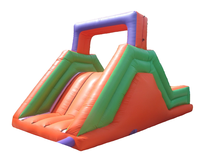 Up & Over Bouncy Slide