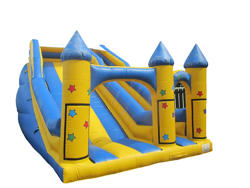 Large Bouncy Slide with Velcro
