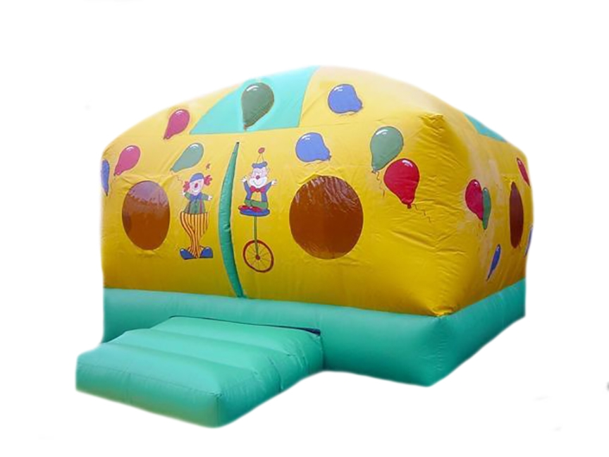 Clown Style Dome Inflatable