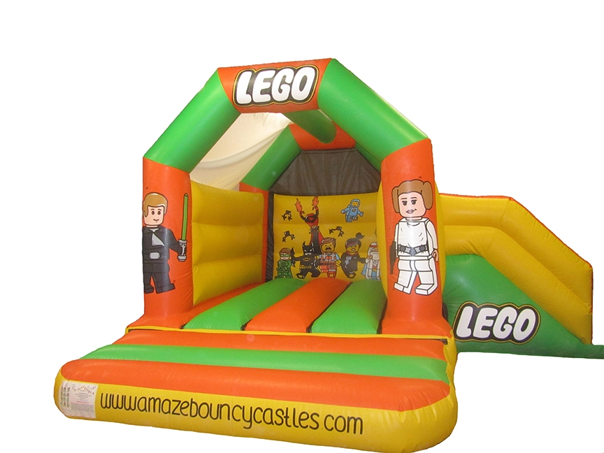 Commercial Combo Bouncy Castles for Sale UK