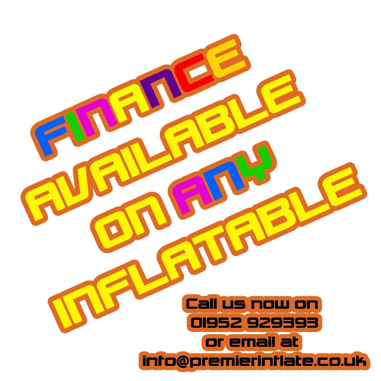 Bouncy Castle Finance