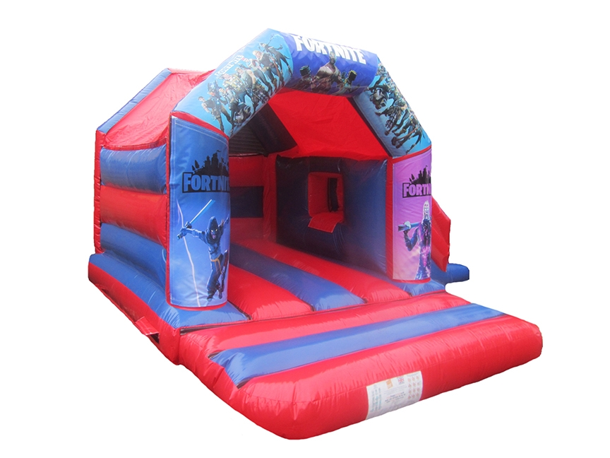 Commercial Combi Bouncy Castle Manufacturers UK