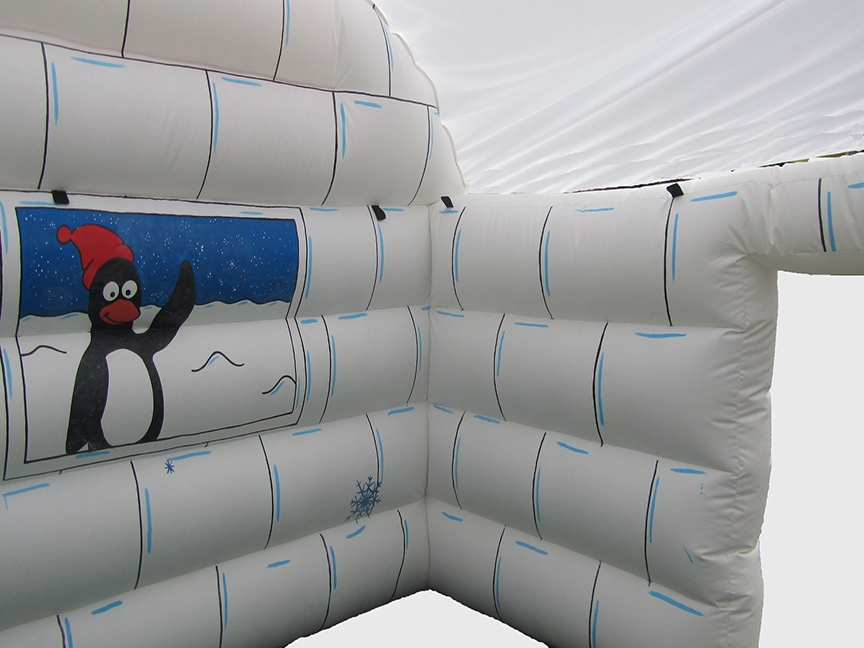 Inflatable Themed Marquee for Sale UK