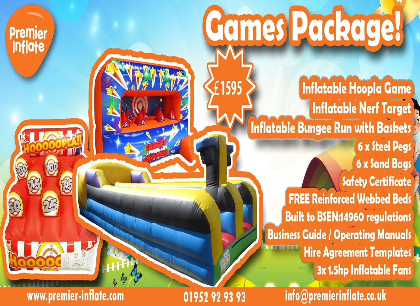 Games Package