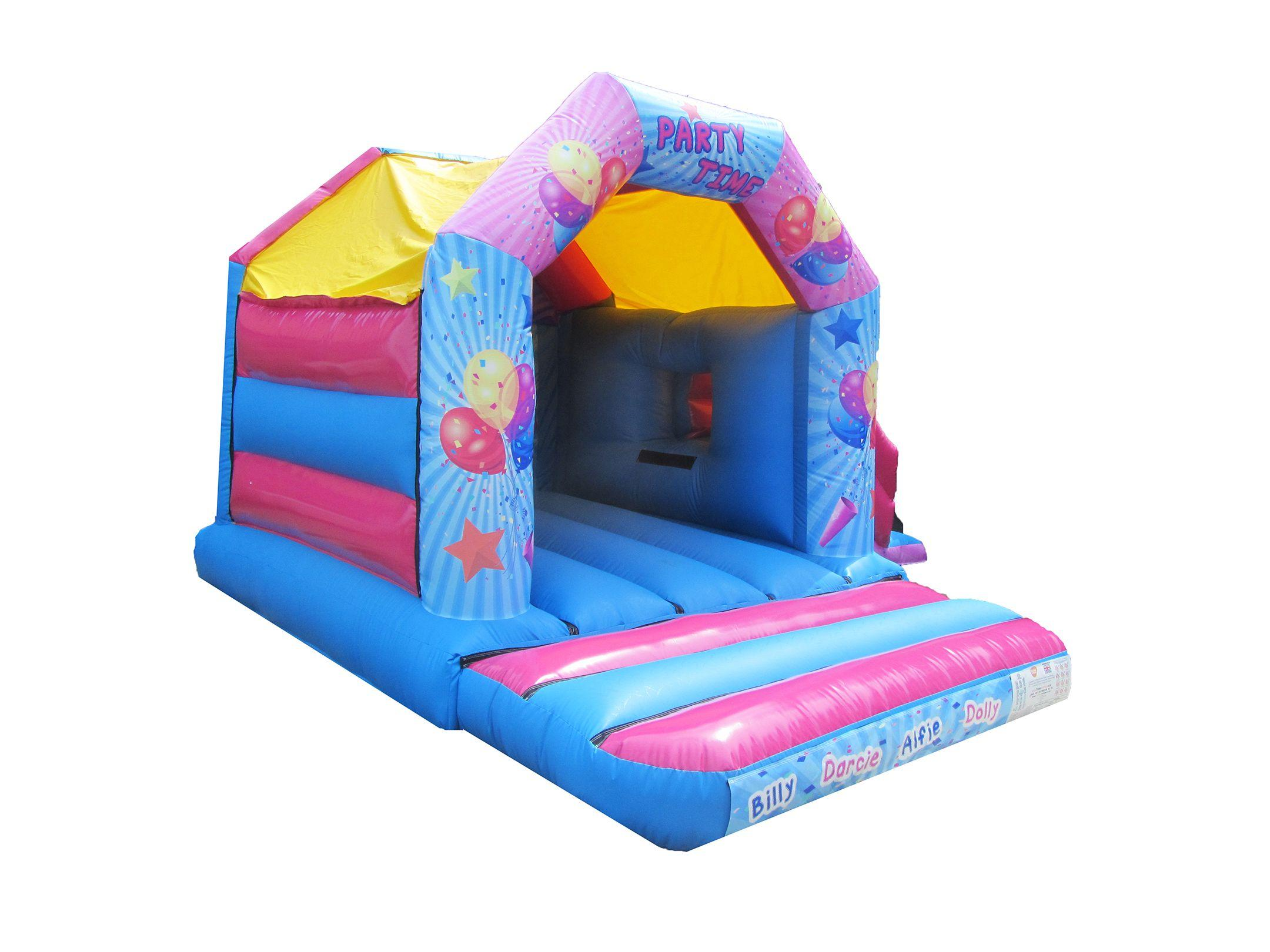 Commercial Combo Bouncy Castle