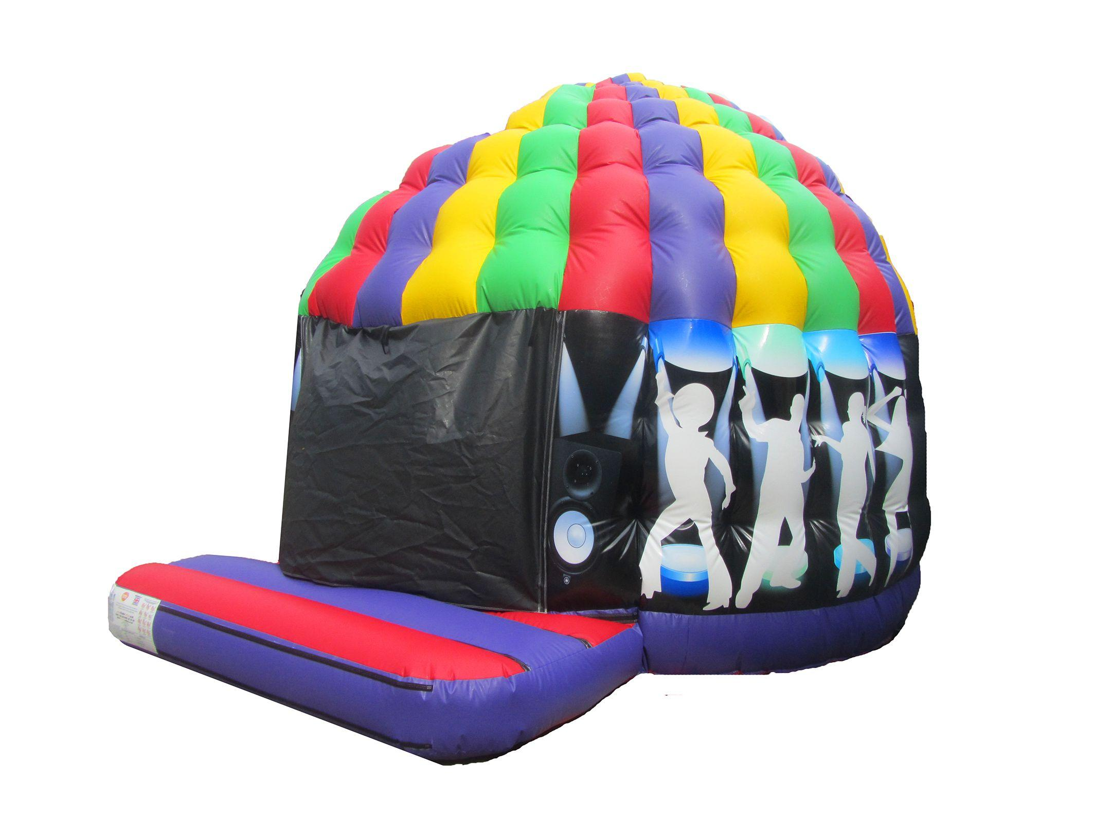 Unisex Themed Bouncy Disco Dome
