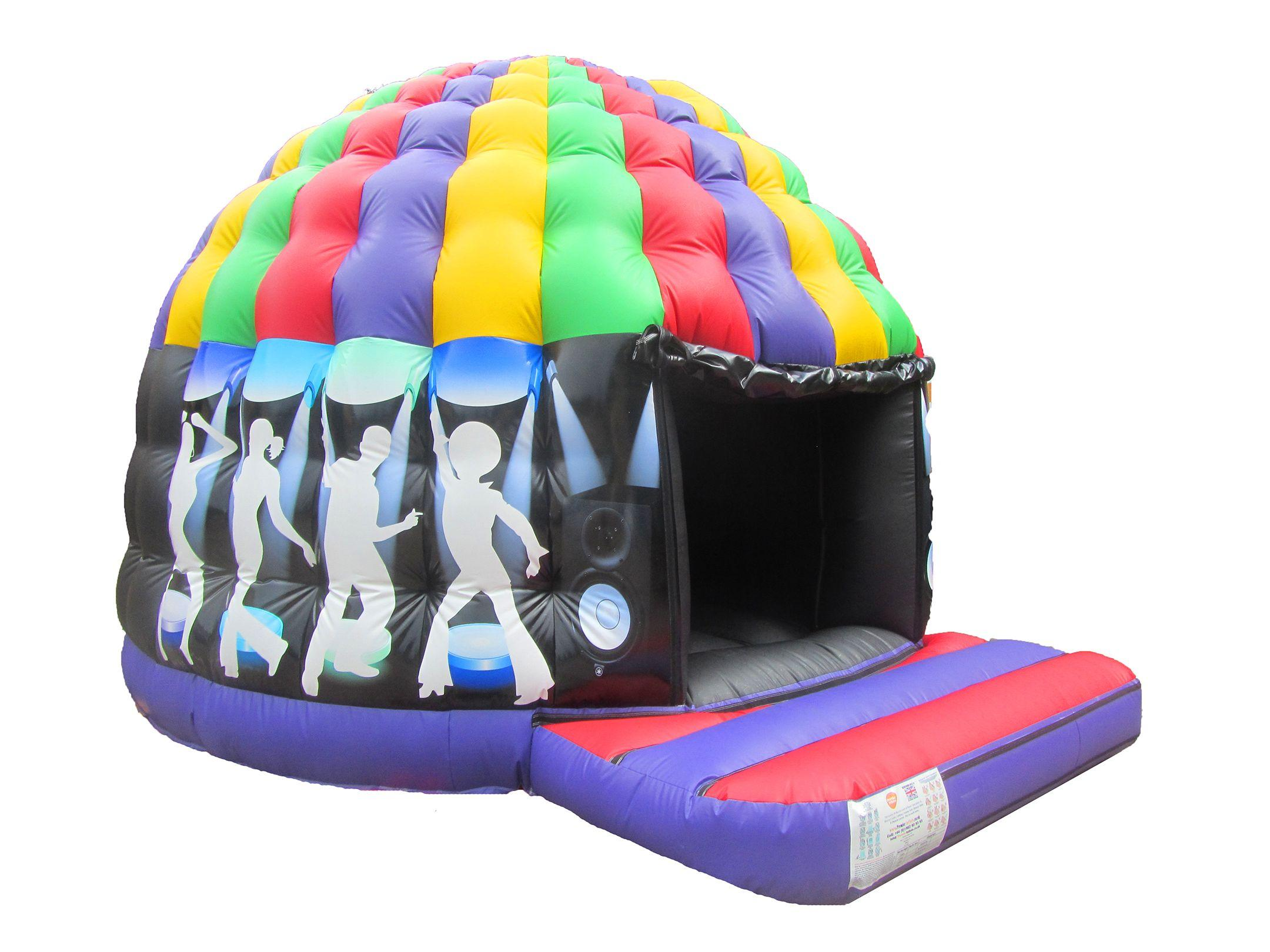 Bouncy Circular Diso Dome for Sale