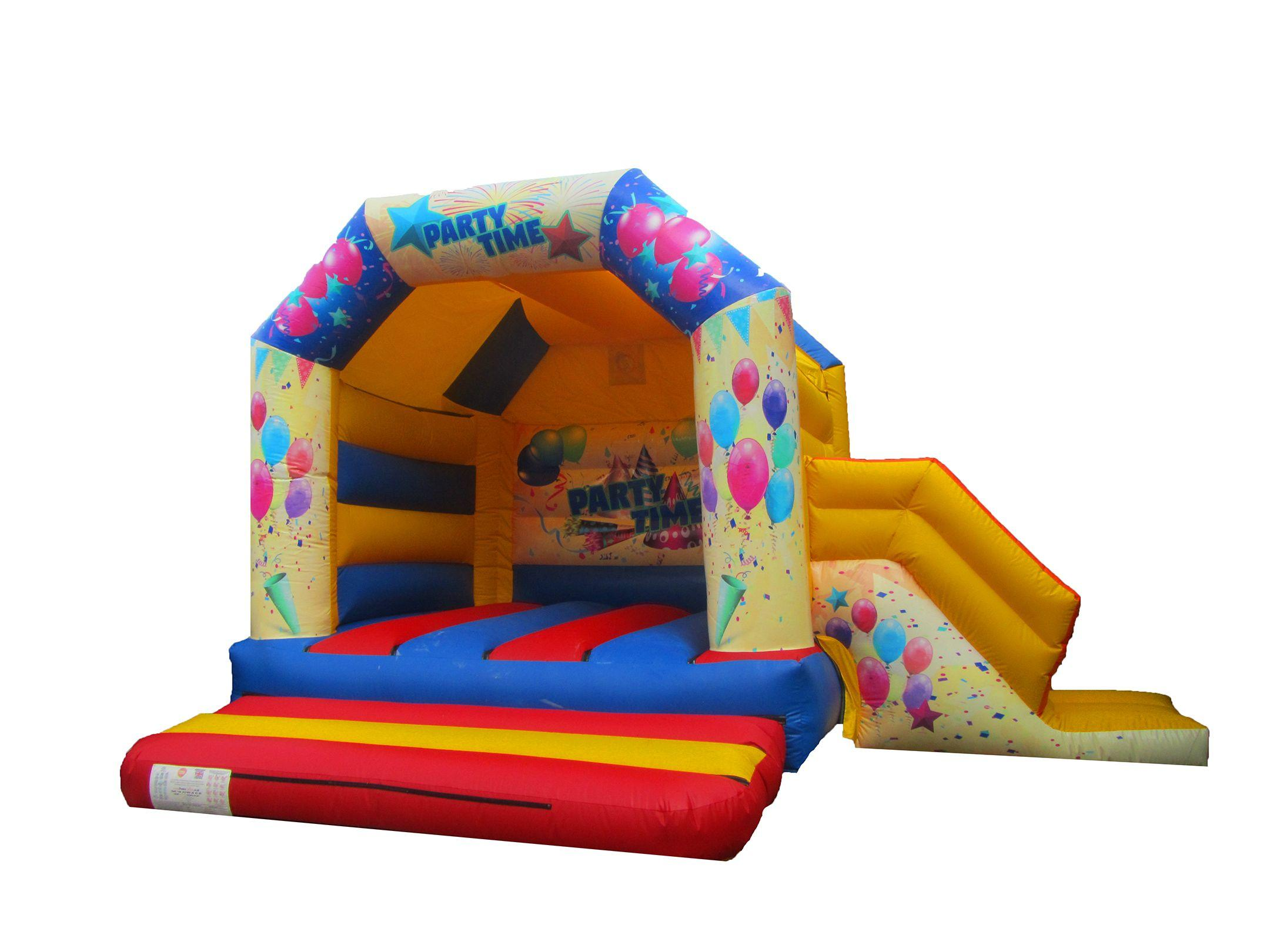 Adults Commercial Party Combi Bouncy Castle
