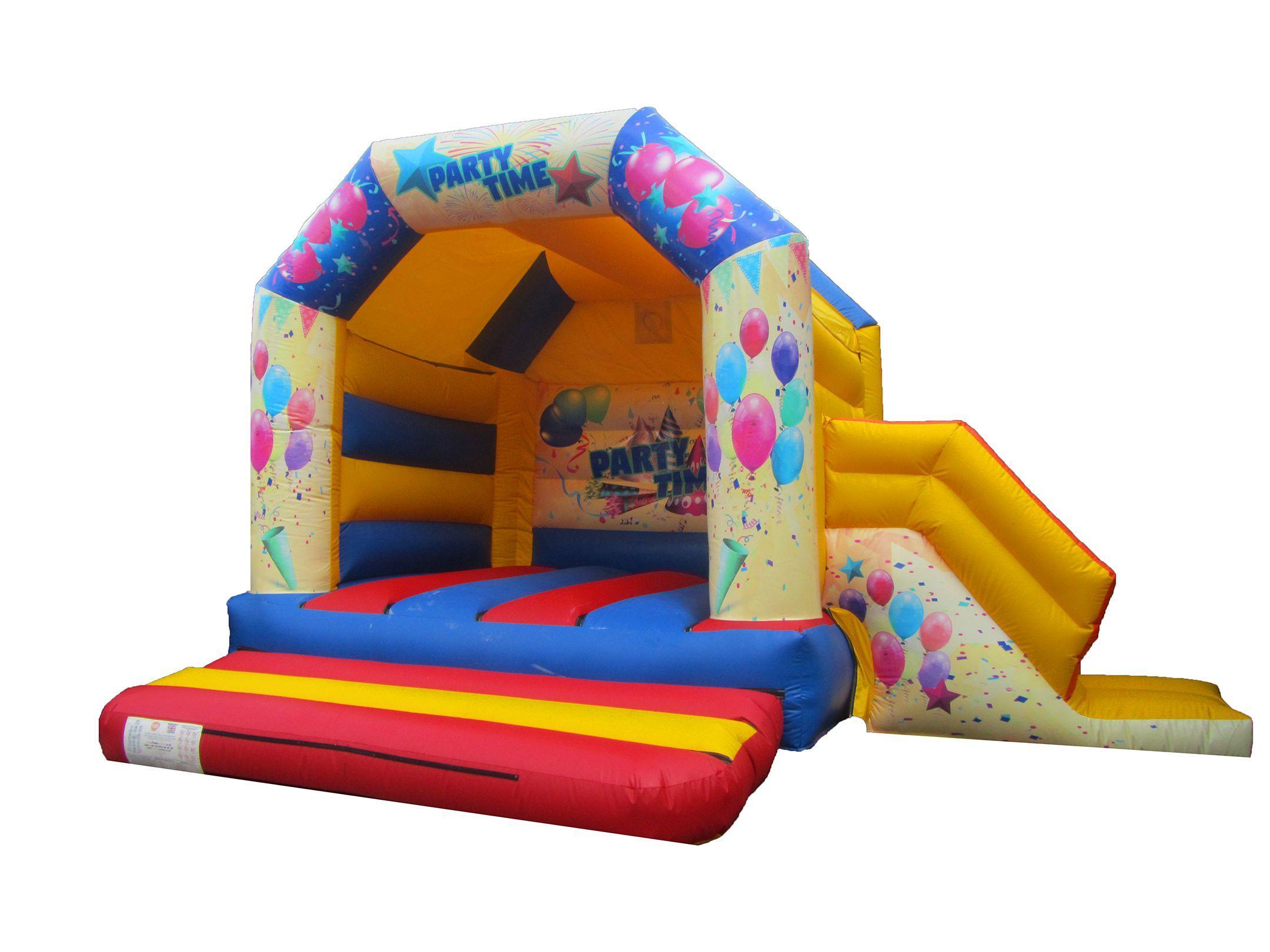 Adults Party Combi Bouncy Castle