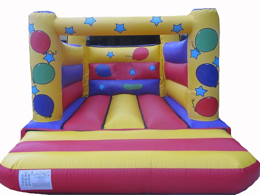 4 Post Party Bouncy Castle