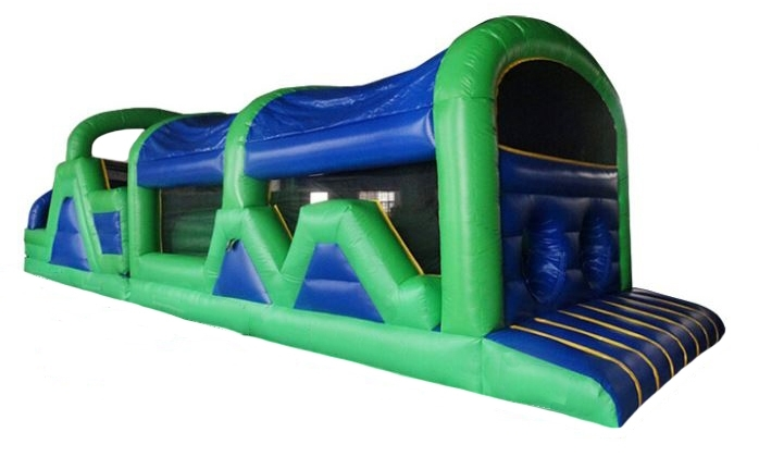 Inflatable Bouncy Obstacle Course to buy copy