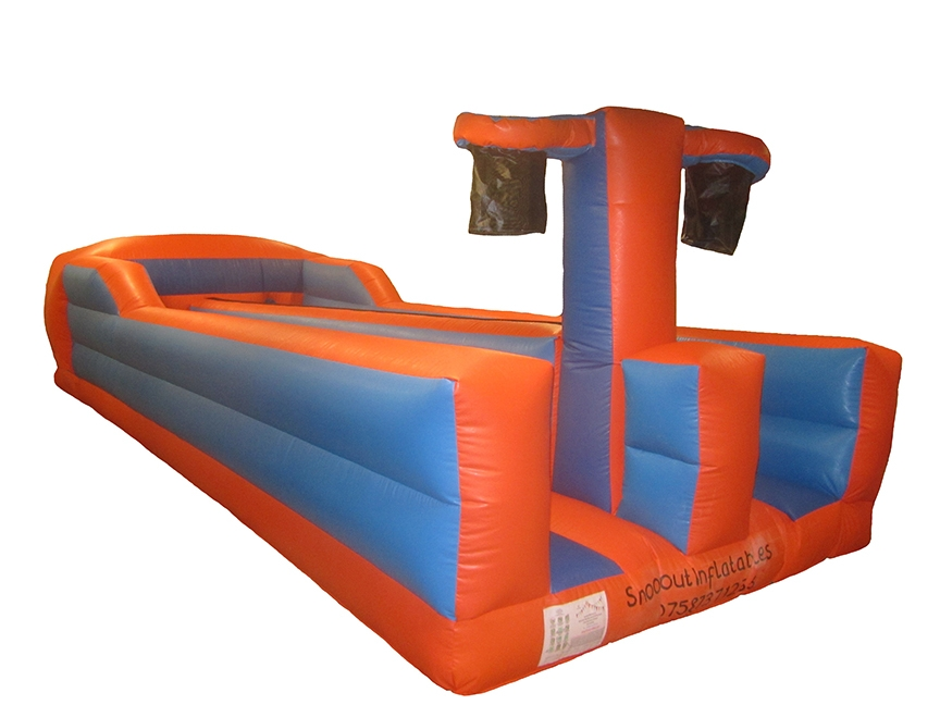 Commercial Inflatable Bungee Basket Game