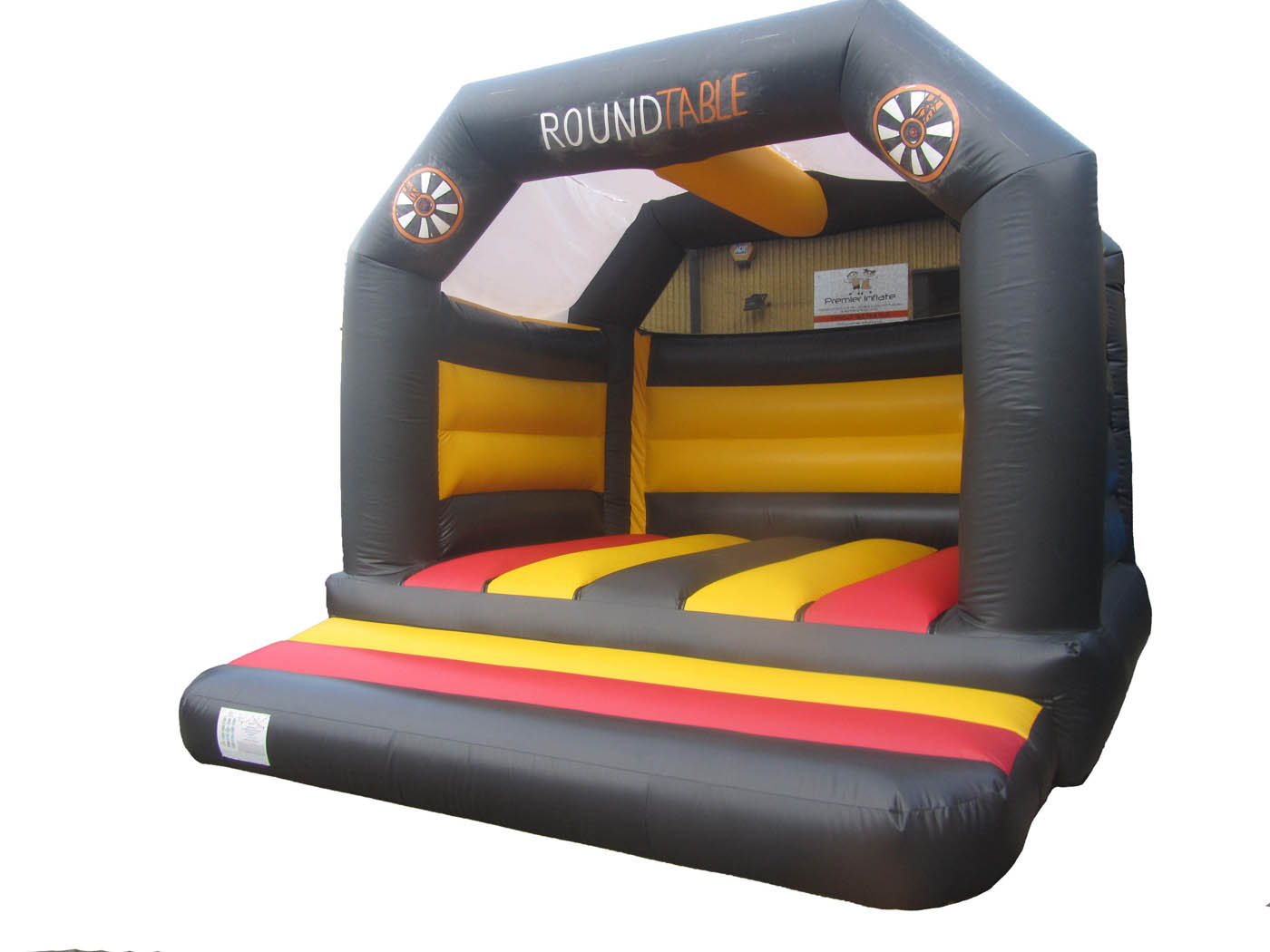 Commercial Adults Branded Bouncy Castle