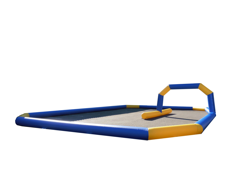 Inflatable Go Kart Track 2