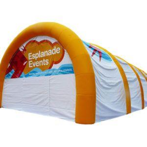 Inflatable Marquee Building