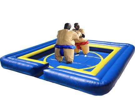 Inflatable Sumo Barrier