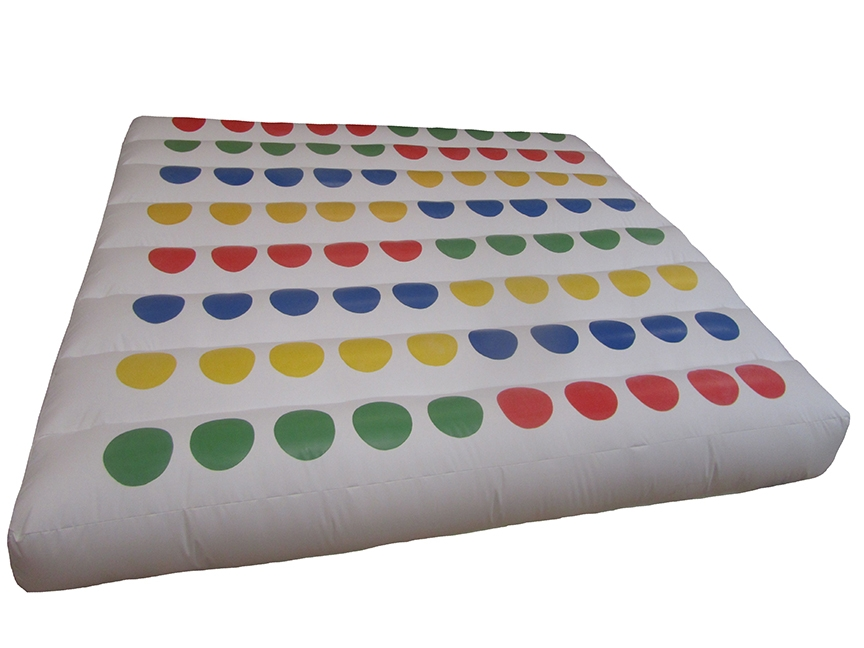 Inflatable twister Bouncy Game