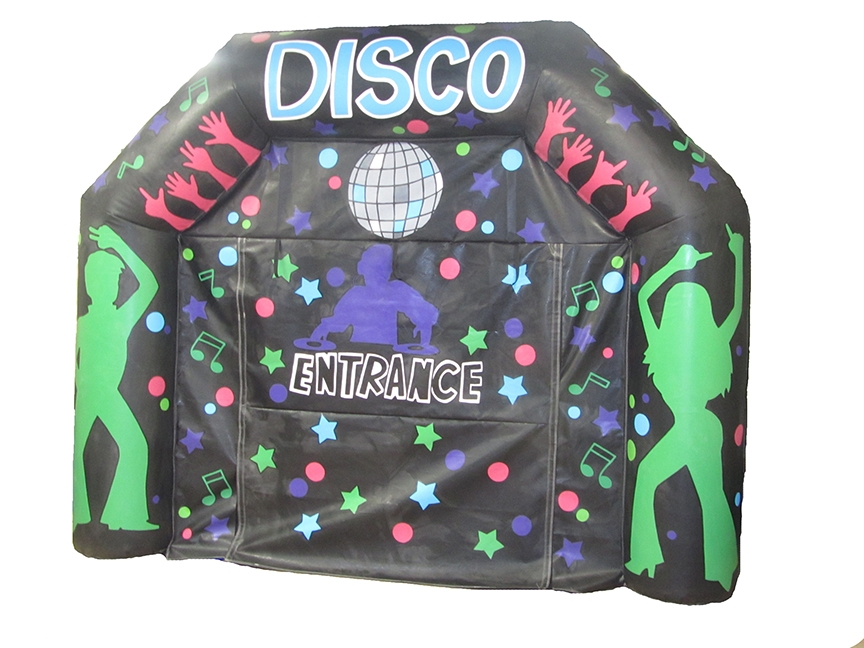 Inflatable Disco Marquee