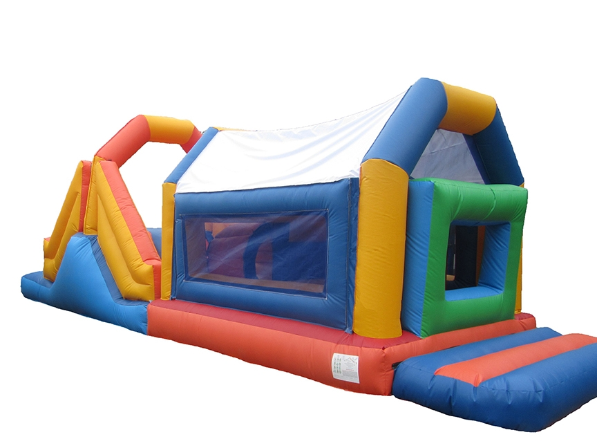 Inflatable Bouncy Obstacle Course