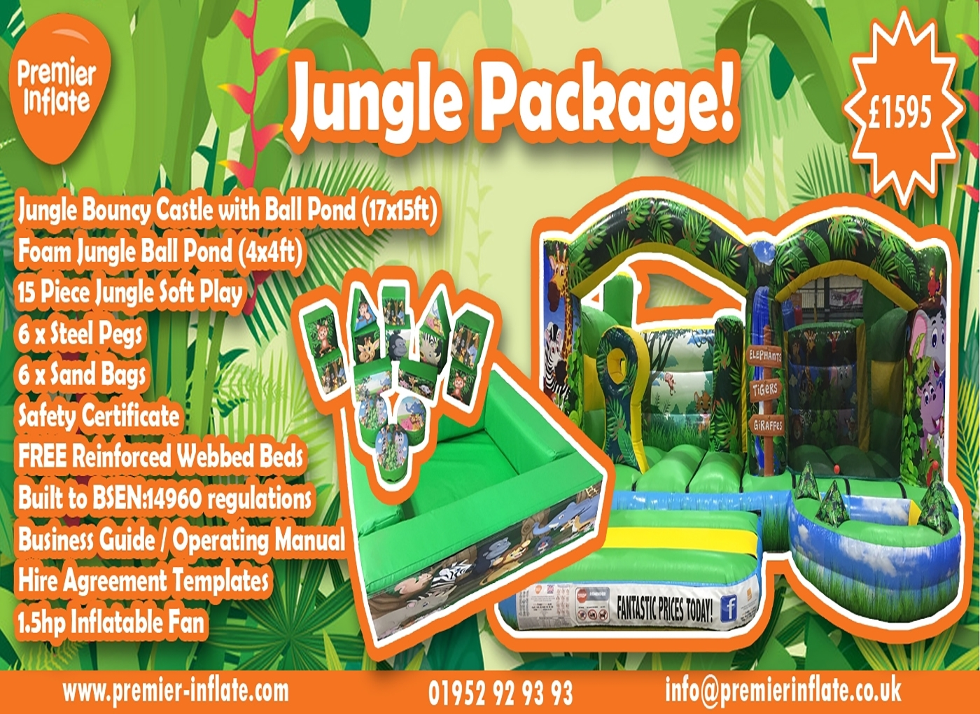 Jungle Package