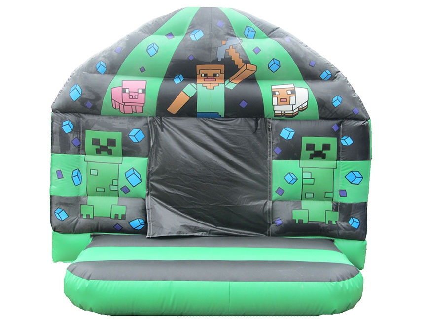 Themed Bouncy Disco Dome