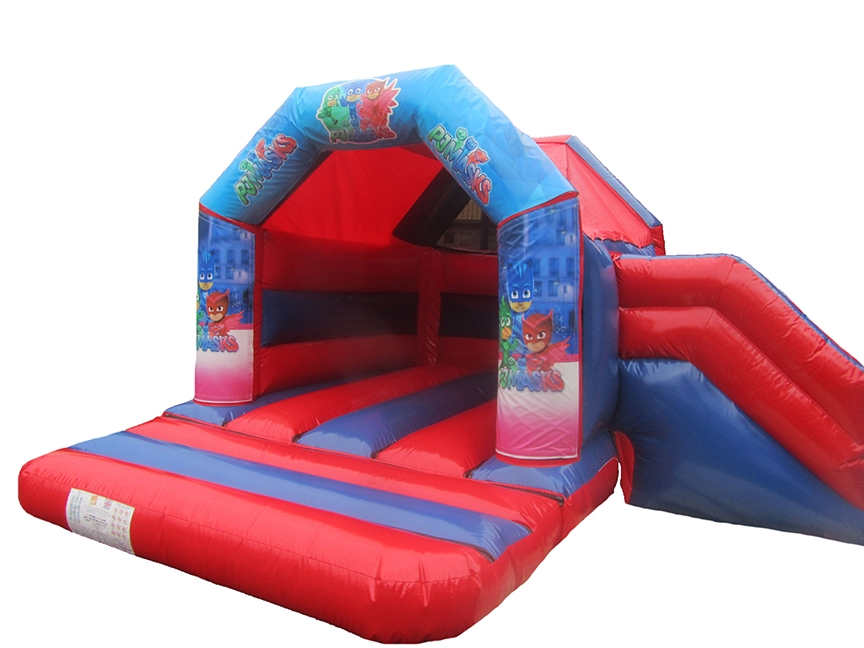 Themed Velcro Combo Bouncy Castle for Sale