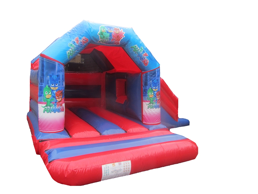 Commercial Velcro Combo Bouncy Castle
