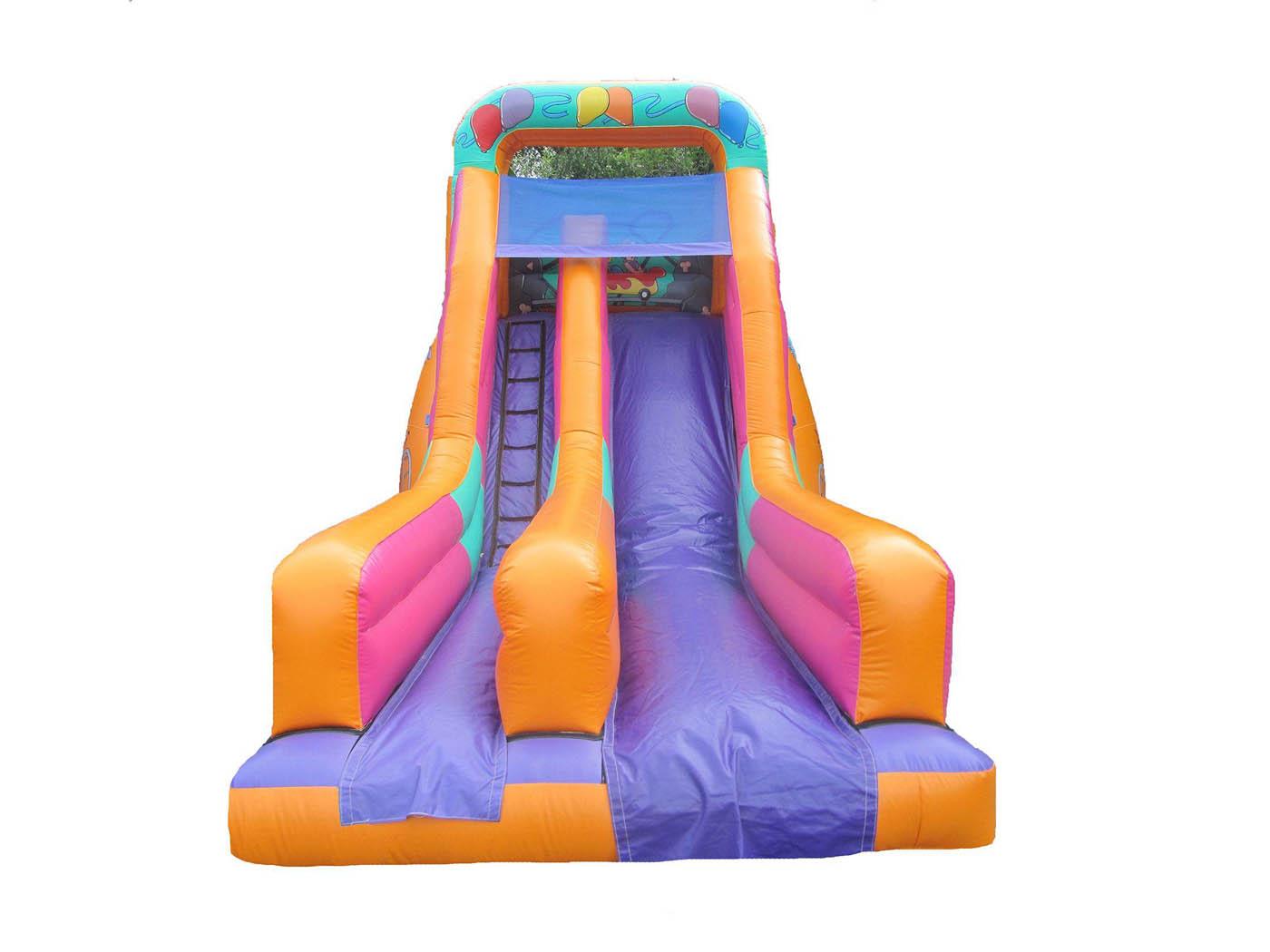 Super Mega Bouncy Slide