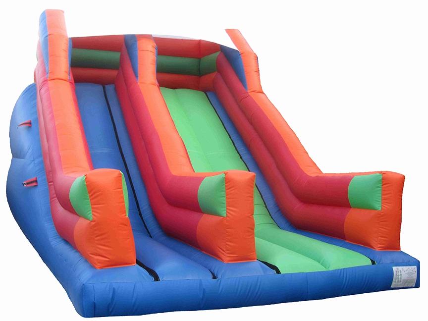 Bouncy Castle Slide Manufacturers UK