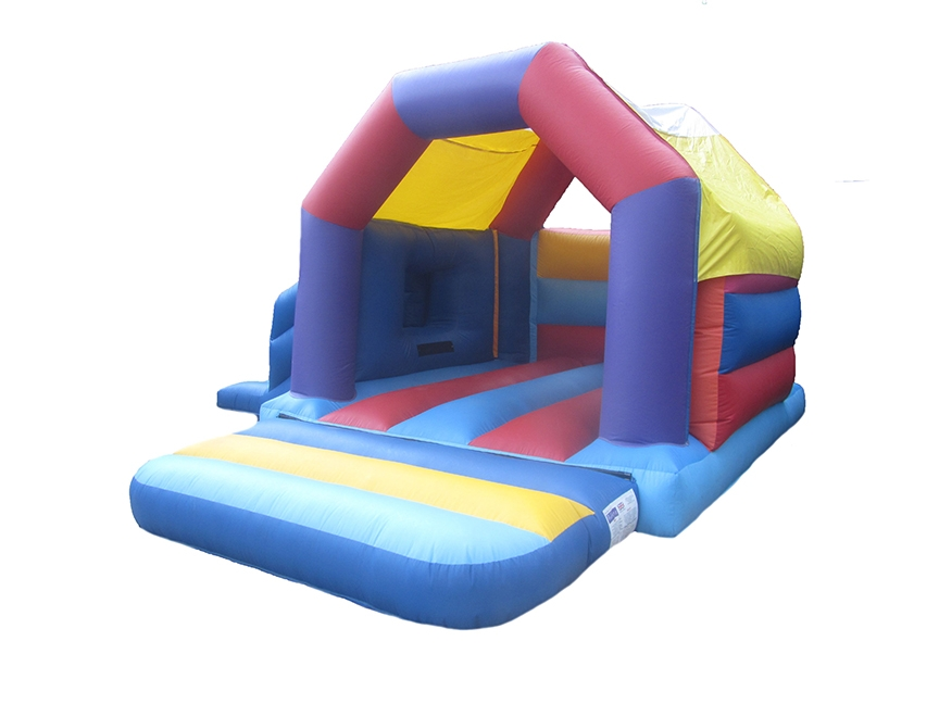 Combo Bouncy Castle for Sale with Unisex Colours