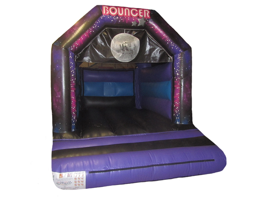 Commercial Bouncy Castle Manufacturers UK