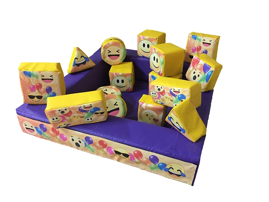 Toddler Themed Soft Play Set for Sale