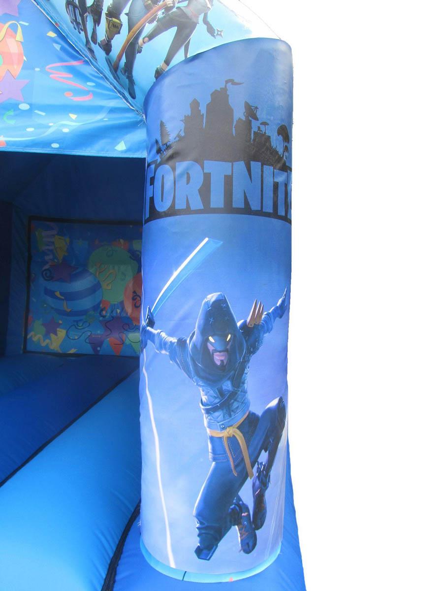Commercial Boys Themed Bouncy Castle for Sale