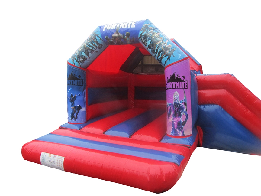 Commercial Combi Bouncy Castle for Sale