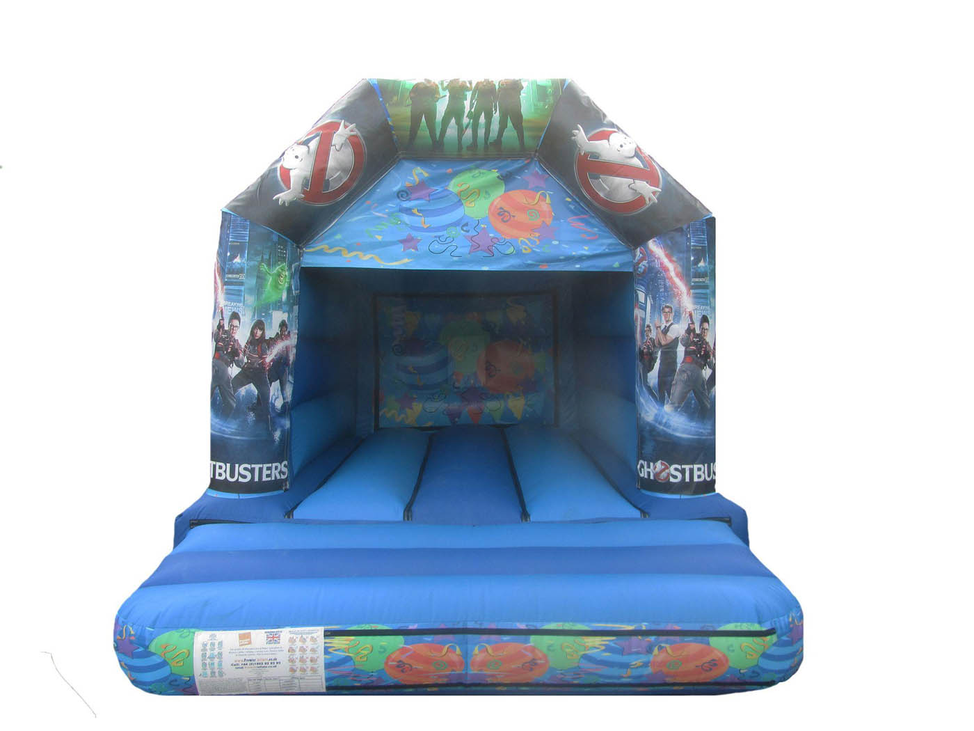 Heavy Duty Themed Childrens Bouncy Castle for Sale