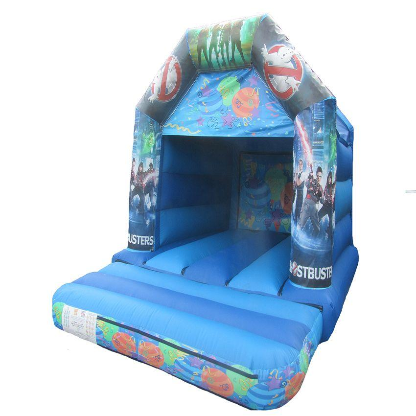 Themed Bouncy Castle Manufacturers UK