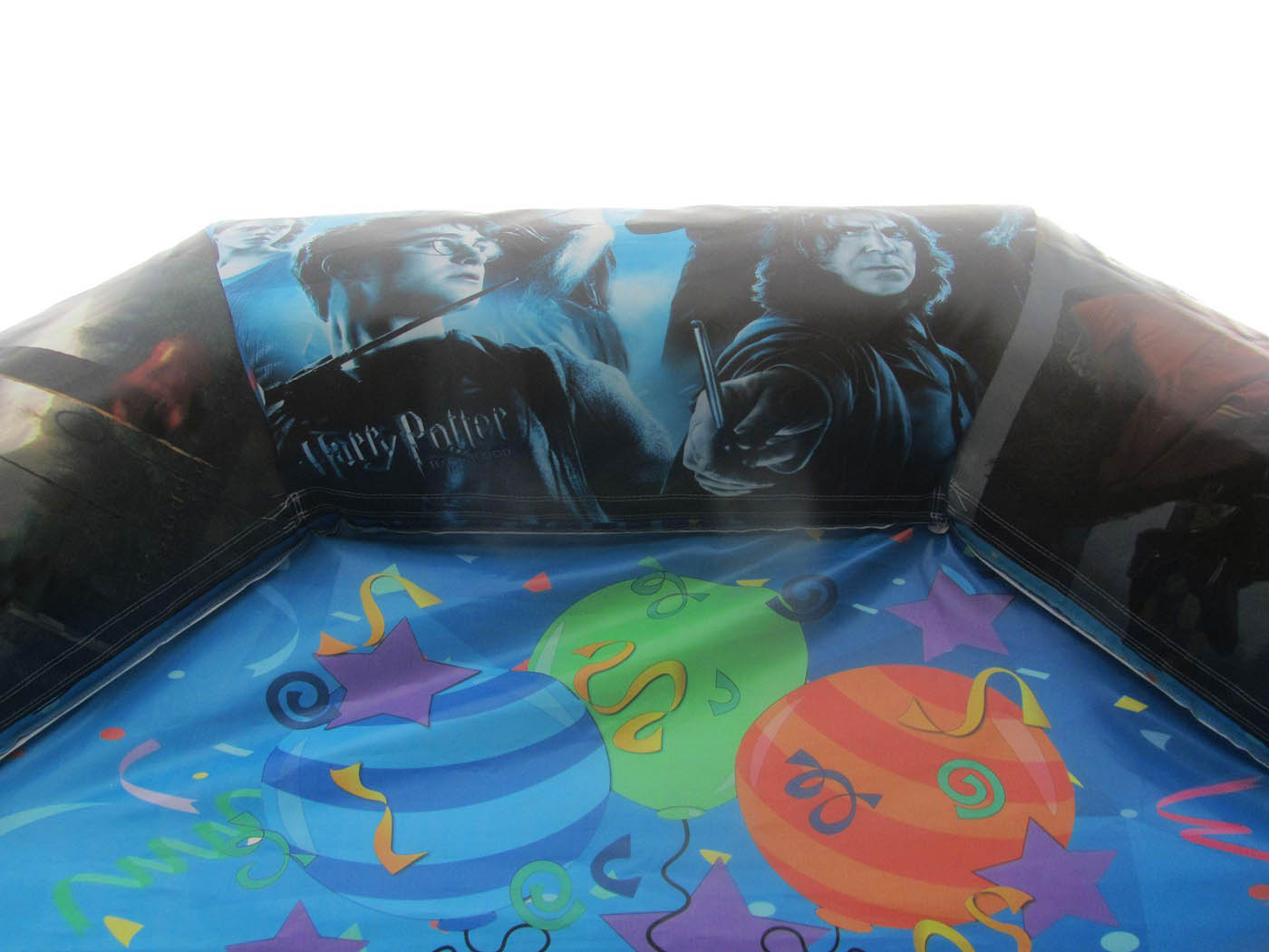 Bouncy Castle Digitally Printed Velcro Artwork
