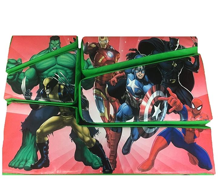 Superhero Soft Play Puzzle