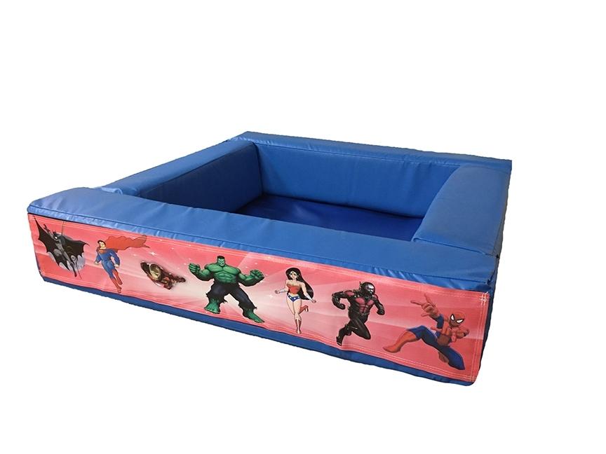 Superhero Velcro Ball Pond