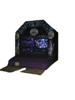 Heavy Duty Commercial Disco Bouncy Castle for Sale