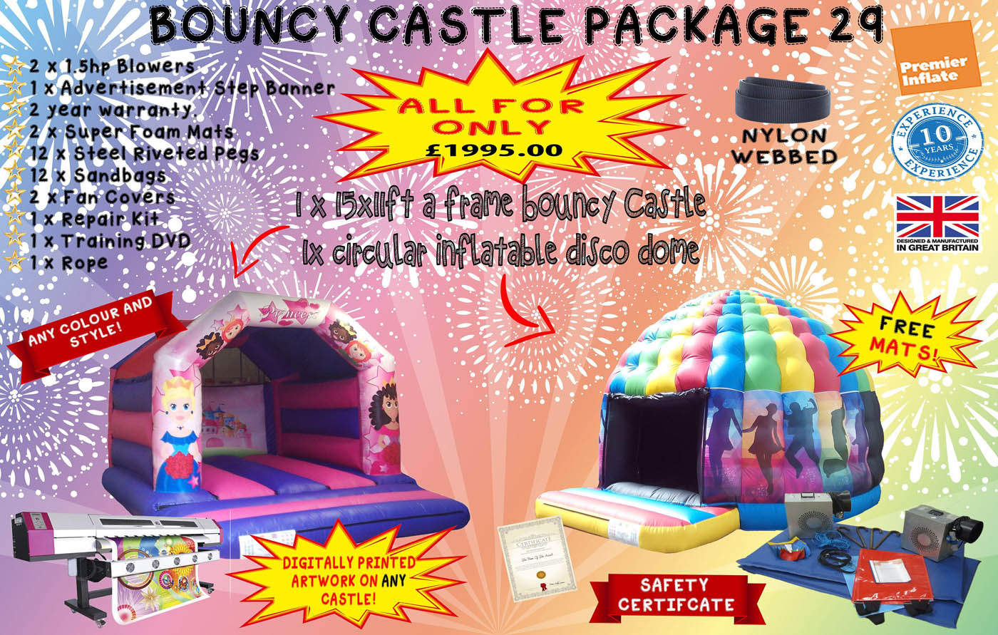 Inflatable-bouncy-castle-package-29-compressor
