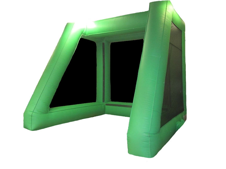 Inflatable Speed Cage Goal